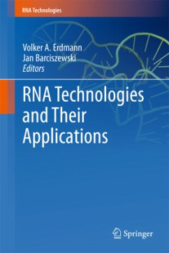 RNA Technologies and Their Applications