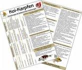 Koi-Karpfen - Erkrankungen & Medikamenten Dosierungen, Tierheilkunde-Karte