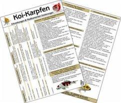 Koi-Karpfen - Erkrankungen & Medikamenten Dosie...