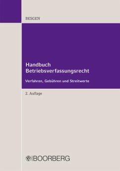Handbuch Betriebsverfassungsrecht