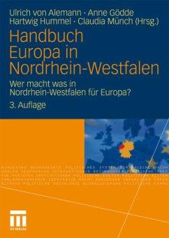 Handbuch Europa in Nordrhein-Westfalen