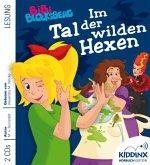Bibi Blocksberg - Im Tal der wilden Hexen, 2 Audio-CDs