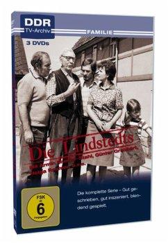 Die Lindstedts (3 Discs)