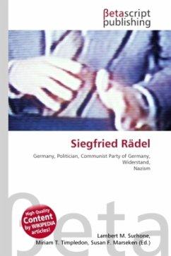 Siegfried Rädel