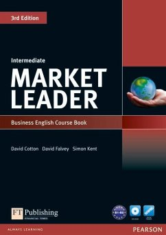 Market Leader Coursebook (with DVD-ROM incl. Class Audio) - Cotton, David; Falvey, David; Kent, Simon