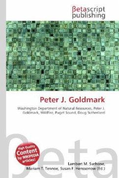 Peter J. Goldmark