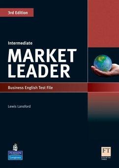 Market Leader Intermediate Test File - Lansford, Lewis