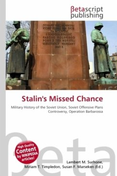 Stalin's Missed Chance