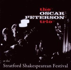 At The Stratford Shakespearean - The Oscar Peterson Trio