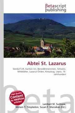 Abtei St. Lazarus