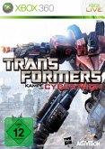 Transformers: Kampf um Cybertron (Xbox 360)