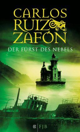 Der Fürst des Nebels von Carlos Ruiz Zafón portofrei bei
