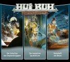 Hui Buh, das Schlossgespenst, neue Welt, 3 Audio-CDs