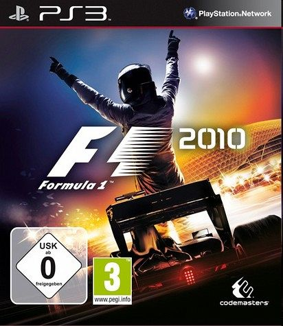 F1 2010 - Formula 1 (PlayStation 3)