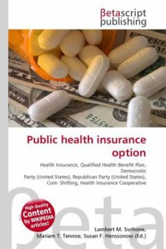 Public health insurance option