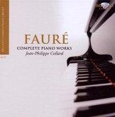 Faure:Sämtliche Klavierwerke