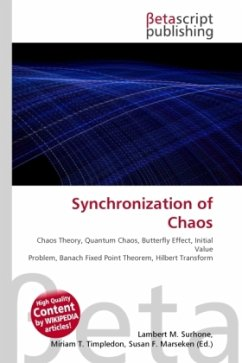 Synchronization of Chaos