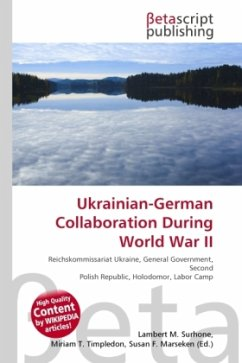 Ukrainian-German Collaboration During World War II