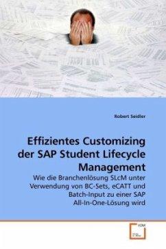 Effizientes Customizing der SAP Student Lifecycle Management