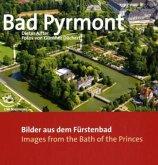 Bad Pyrmont, Bilder aus dem Fürstenbad\Bad Pyrmont, Images from the Bath of Princes
