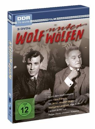 Wolf unter Wölfen (3 Discs)