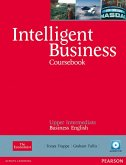 Intelligent Business Upper Intermediate Course Book (with Class Audio CD)