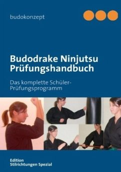 Budodrake Ninjutsu Prüfungshandbuch