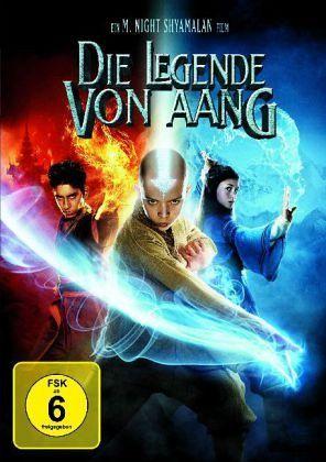 Die Legende Von Aang - Patel,Dev/Peltz,Nicola/Rathbone,Jackson