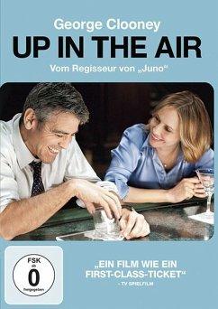 Up in the Air (DVD) - George Clooney,Vera Farmiga,Anna Kendrick