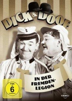 Dick und Doof - In der Fremdenlegion - Laurel,Stan/Hardy,Oliver