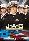 JAG: Im Auftrag der Ehre - Die neunte Season (5 Discs)
