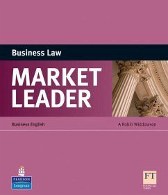 Market Leader ESP Book. Specialist Books Intermediate - Upper Intermediate Business Law - Widdowson, A Robin