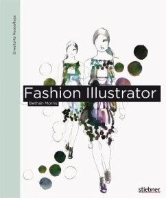 Fashion Illustrator - Morris, Bethan