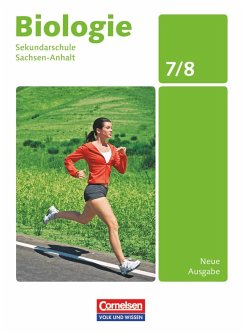 Biologie 7./8. Schuljahr Schülerbuch. Ausgabe V...