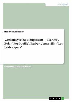Werkanalyse zu: Maupassant -