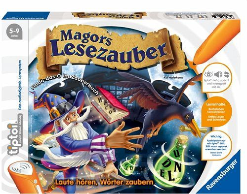 Magors Lesezauber