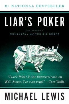 Liar's Poker - Lewis, Michael