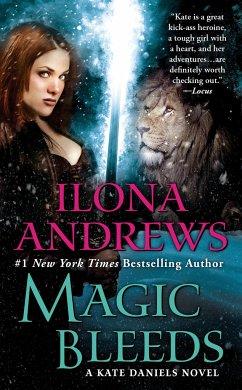Magic Bleeds - Andrews, Ilona
