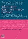 Information - Wahrnehmung - Emotion