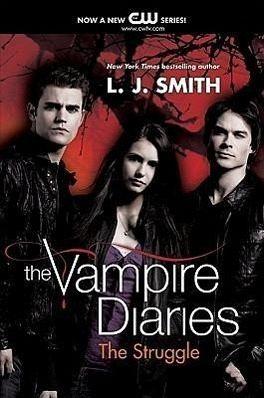 The Vampire Diaries Bücher