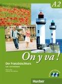 Schulbuchausgabe, Lehr- u. Arbeitsbuch m. 2 Audio-CDs / On y va! A2