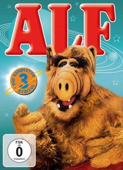 ALF - Die komplette dritte Staffel (4 Discs) - Alf,Max Wright,Anne Schedeen