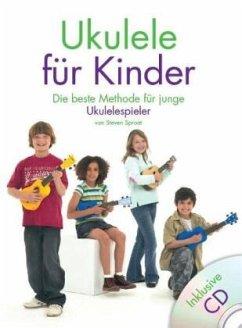 Ukulele für Kinder, m. Audio-CD
