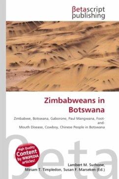 Zimbabweans in Botswana