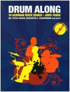 Drum Along, m. Audio-CD - Fabig, Jörg
