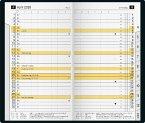 rido Taschenkalender 2020 M-planer PVC schwarz