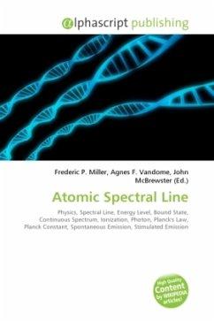 Atomic Spectral Line