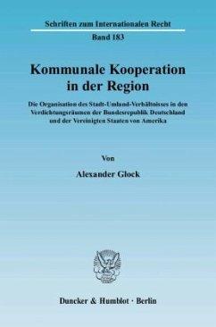 Kommunale Kooperation in der Region