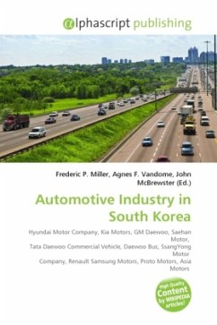 Automotive Industry in South Korea