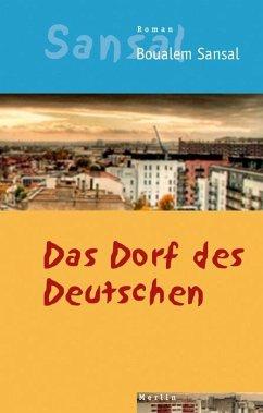 Das Dorf des Deutschen - Sansal, Boualem